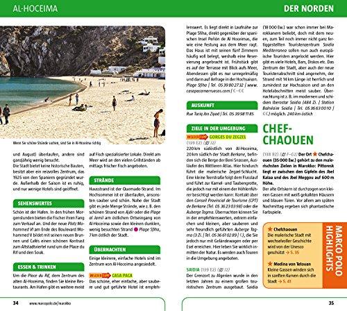 MARCO POLO Reiseführer Marokko: Reisen mit Insider-Tipps. Inkl. kostenloser Touren-App und Event&News - 6