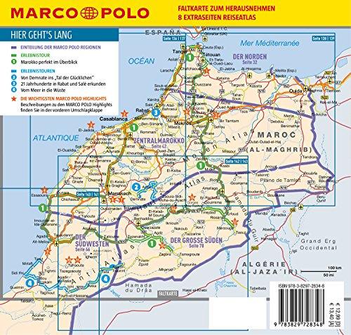 MARCO POLO Reiseführer Marokko: Reisen mit Insider-Tipps. Inkl. kostenloser Touren-App und Event&News - 8