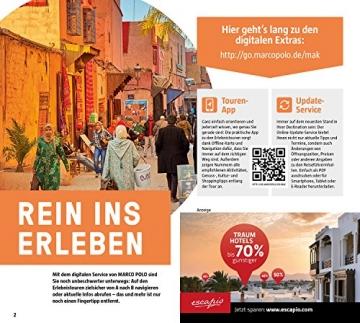 MARCO POLO Reiseführer Marrakesch: Reisen mit Insider-Tipps. Inklusive kostenloser Touren-App & Update-Service - 3