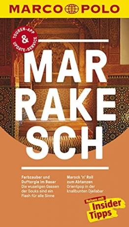 MARCO POLO Reiseführer Marrakesch: Reisen mit Insider-Tipps. Inklusive kostenloser Touren-App & Update-Service - 1