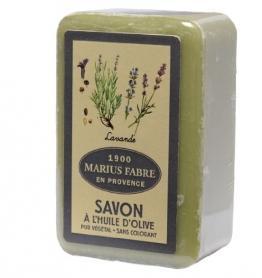 Marius Fabre 'Herbier' : Savon de Marseille Lavendel 250 g - 1