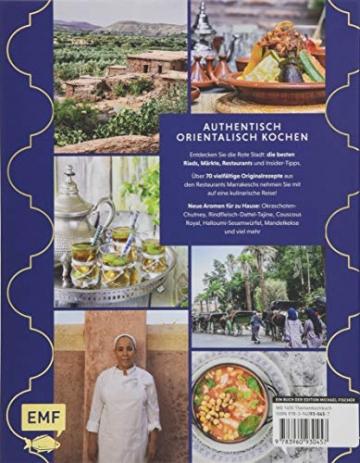 Marrakesch – Das Marokko-Kochbuch: Über 70 authentische Rezepte von Couscous über Hummus bis Tajine - 2