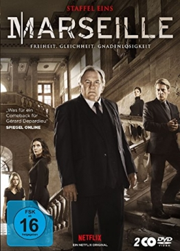 Marseille - Staffel eins [2 DVDs] - 1
