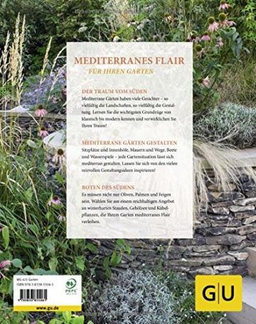 Mediterrane Gärten gestalten (GU Garten Extra) - 2