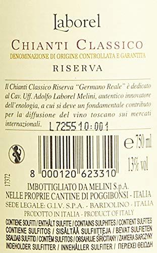 Melini Laborel Chianti Classico Riserva DOCG 2008 Rotwein trocken (6 x 0.75 l) - 2