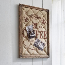 Memoboard Coffee de Paris