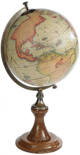 Mercator-Globus