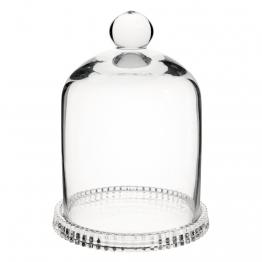 Mini-Glocke aus Glas, H16