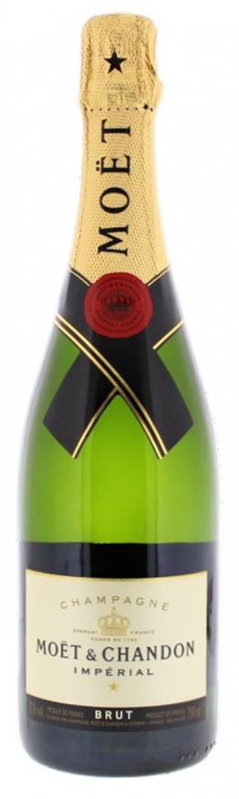 Moet & Chandon brut Champagner - Moët & Chandon, 0.75 l