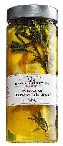Moroccan Preserved Lemon, marokkanische Salzzitronen - 1