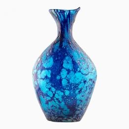 Murano Glas Vase, 1980er
