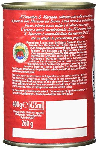 Mutti San Marzano D.O.P. Schältomaten, 6er Pack (6 x 400 g) - 5