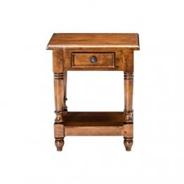 Nachttisch Charlie 50cm, 40x30x50cm