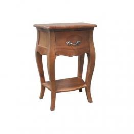Nachttisch Louis natural, 45x30x65cm