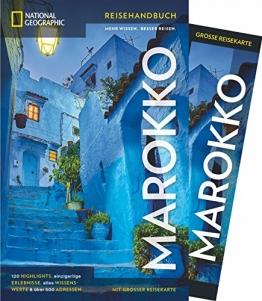 NATIONAL GEOGRAPHIC Reisehandbuch Marokko: Der ultimative Reiseführer mit über 500 Adressen und praktischer Faltkarte zum Herausnehmen für alle Traveler. - 1