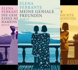 Neapolitanische Saga (Reihe in 4 Bänden) - 1