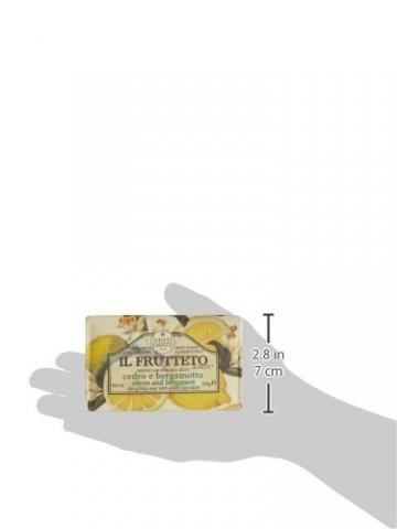 Nesti Dante 6641-01 Il Frutteto citron & bergamot Seife - 5