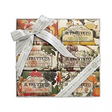 Nesti Dante Il Frutteto Soap Set, 6er Pack (6 x 150 g) - 1