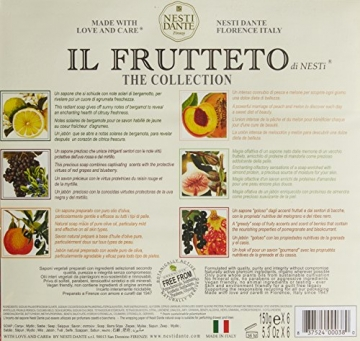 Nesti Dante Il Frutteto Soap Set, 6er Pack (6 x 150 g) - 2
