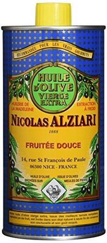 Nicolas Alziari Olivenöl extra vergine Fruitee Douce, 1er Pack (1 x 500 ml) - 1