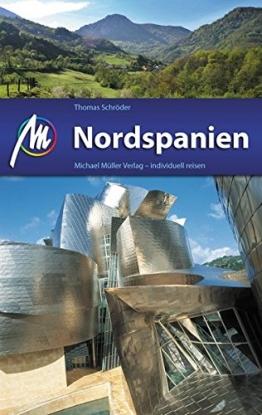 Nordspanien Reiseführer Michael Müller Verlag: Individuell reisen mit vielen praktischen Tipps. - 1