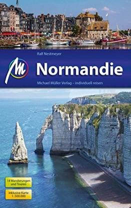 Normandie: Reiseführer mit vielen praktischen Tipps. - 1