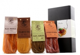 Nudelkiste - Pasta in 4 Variationen aus Italien - 1