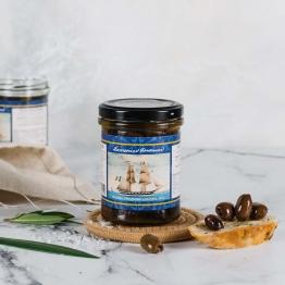 Oliven Taggiasche entsteint