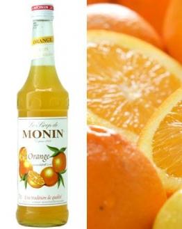 ORANGE Sirup von Monin 0,7 L Flasche