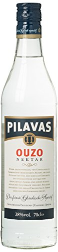 Ouzo Nektar Pilavas 38%-Vol. 700 ml - 1