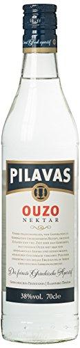 Ouzo Nektar Pilavas 38%-Vol. 700 ml - 1
