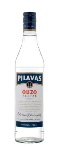 Ouzo Nektar Pilavas 40%-Vol. 700 ml - 1