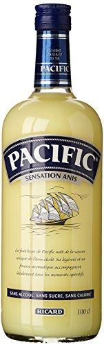 Pacific, Sensation Anis, Ricard, Pastis ohne Alkohol, 1l - 1