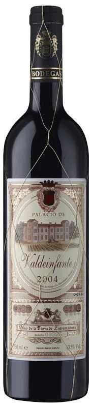 Palacio de Valdeinfante 24 Meses 2004 - 1 Flasche