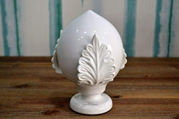 Palais Royal PUMO aus weißem Porzellan 15 Art. 36372A - 1