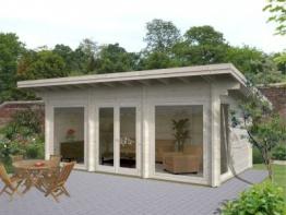 Palmako Heidi 19,7 m² Gartenhaus