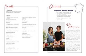 Paris – Je t'aime – Das Frankreich-Kochbuch: 100 authentische Rezepte von Coq au vin bis Crêpe suzette: Das Reisekochbuch für alle Paris-Fans: 100 ... Das Reisekochbuch fr alle Paris-Fans - 9