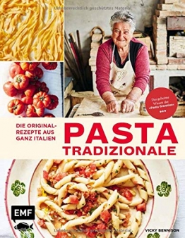 """Pasta Tradizionale – Die Originalrezepte aus ganz Italien: Das geheime Wissen der """"Pasta Grannies"""" - 1"""
