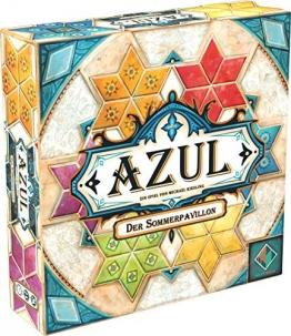 Pegasus Spiele 54811G - Azul - Der Sommerpavillon (Next Move Games) - 1