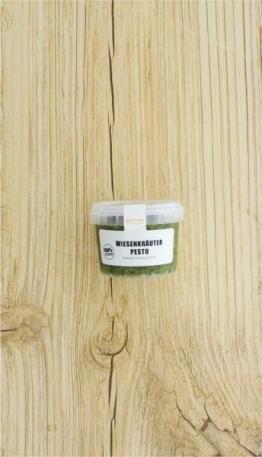 Pesto Wiesenkräuter