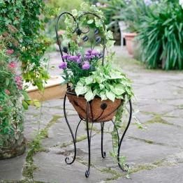 Pflanzstuhl Blumenglück, inkl. Pflanzeinsatz