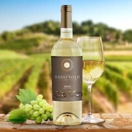Pinot Grigio DOC Weißwein Italien Sassi Sole