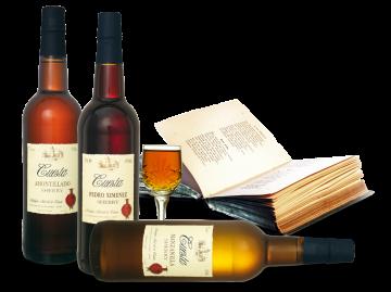Probierpaket Sherry at its best12,00€ pro l