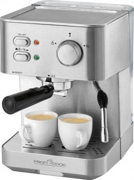 PROFI COOK Espressoautomat PC-ES 1109 grau