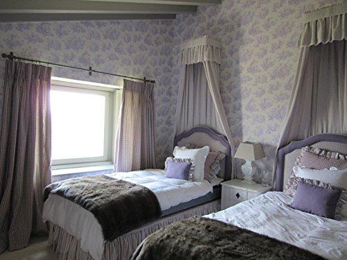 provencale 6116 tapete design toile de jouy. Black Bedroom Furniture Sets. Home Design Ideas