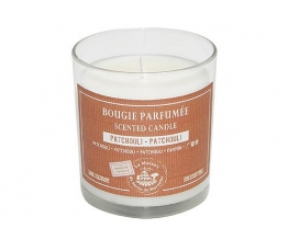 Provence Duftkerze im Glas Patchouli 140g