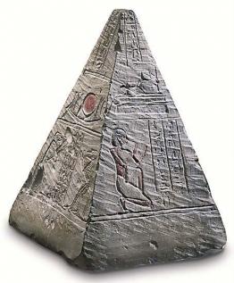 Pyramidenspitze, Replikat
