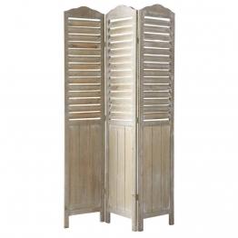 Raumteiler aus Holz, B 106 cm Eloise