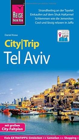 Reise Know-How CityTrip Tel Aviv: Reiseführer mit Stadtplan und kostenloser Web-App - 1