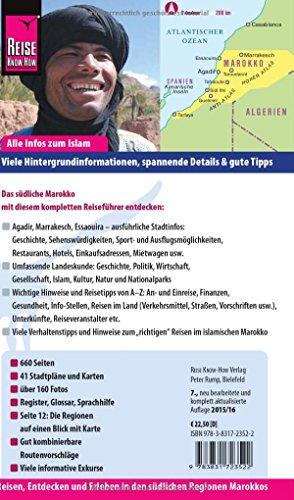 Reise Know-How Südmarokko mit Marrakesch, Agadir und Essaouira: Reiseführer für individuelles Entdecken - 2